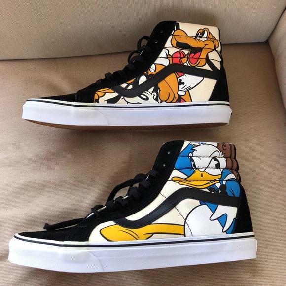 Vans Shoes | Vans Disney High Tops